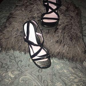 Taryn Rose Taylor sandals.